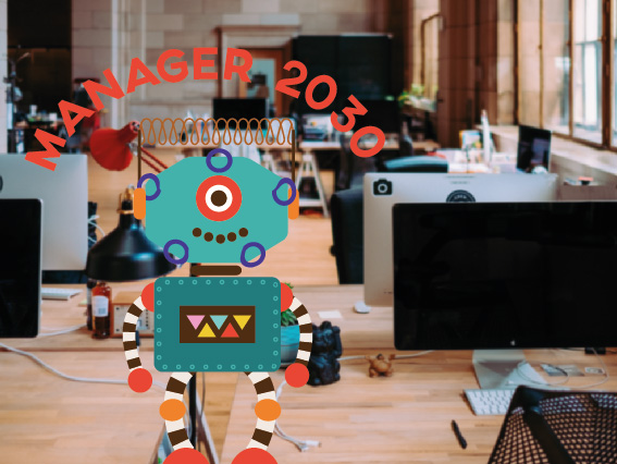 Manager en 2030 : portrait robot du manager de demain